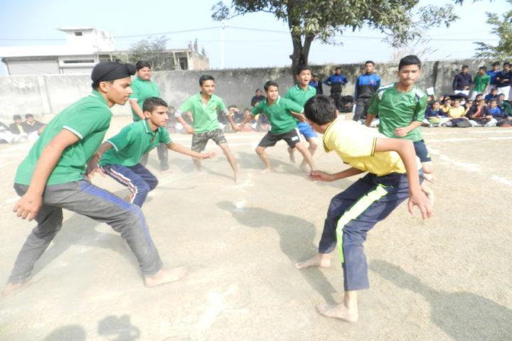 Holy Ganges Public School-Sports