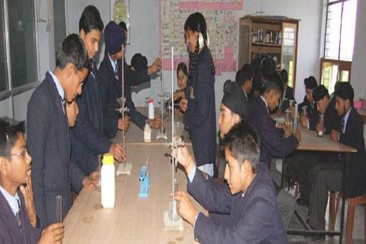 Holy Sapience-Chemistry Lab