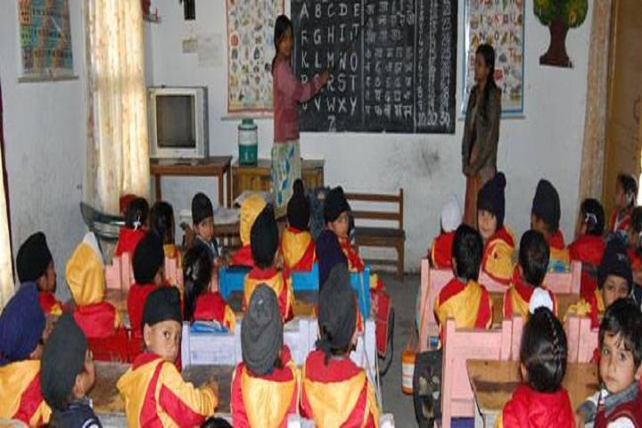 Holy Sapience-Classroom