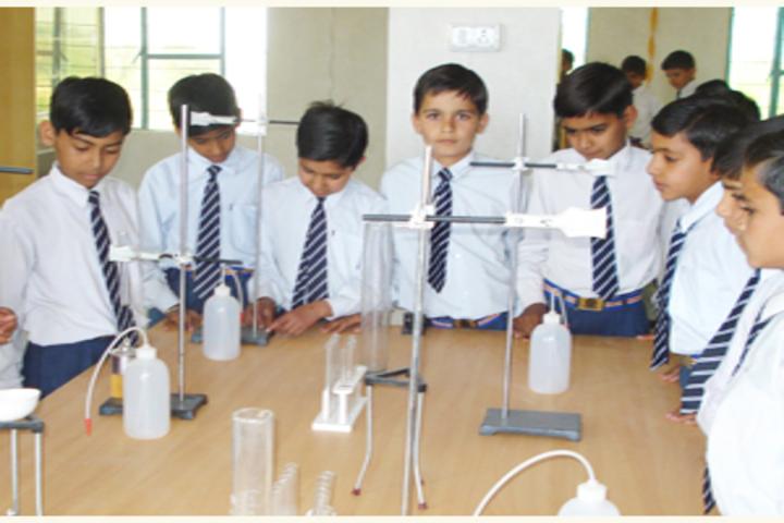 Holy Wisdom School-Laboratory