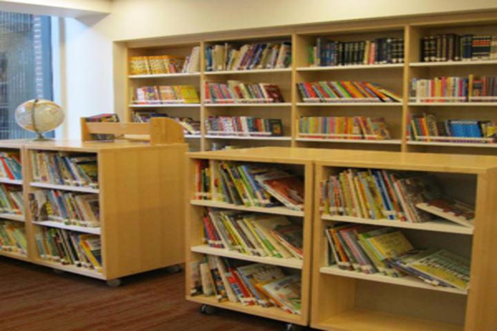 Holy Wisdom School-Library