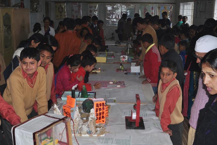 Holy Wisdom School-Science Exhibition
