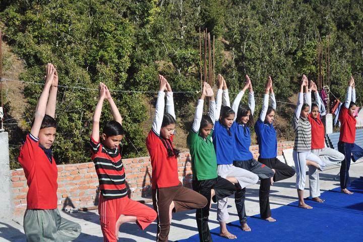 Holy Wisdom School-Yoga