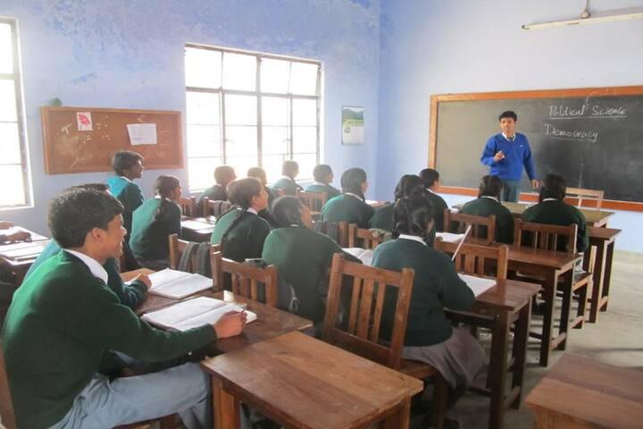 Home academy-Classroom
