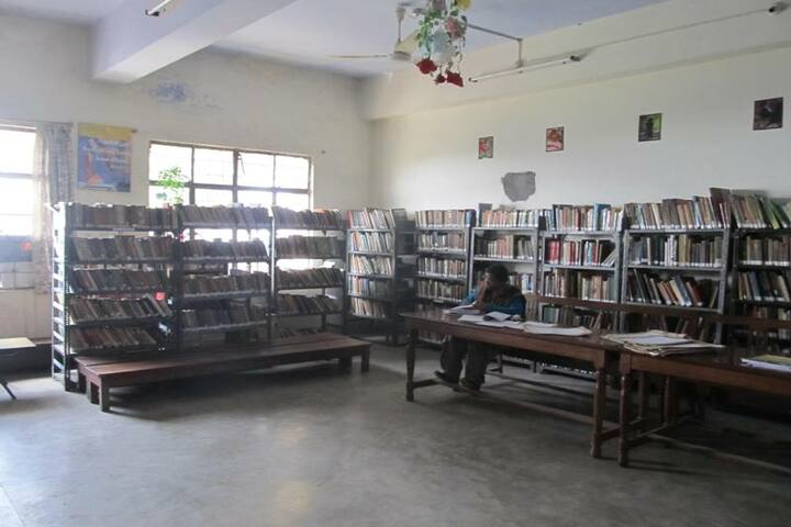 Home academy-Library