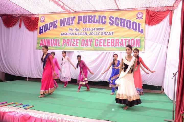 Hope Way Public School-Annual Day