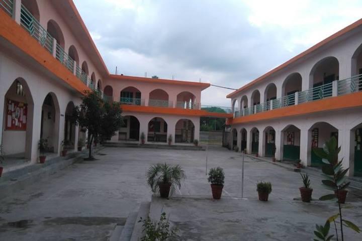 Hope Way Public School-Campus View