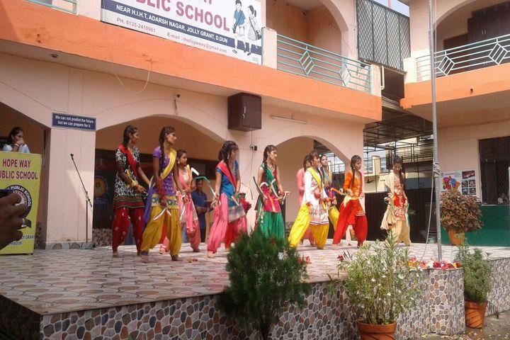 Hope Way Public School-Event