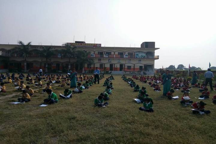Indra Academy-Play Ground