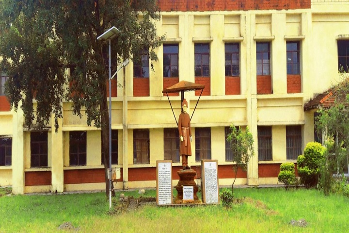 Information Technology Institute For The Tribes Of India-School Building View