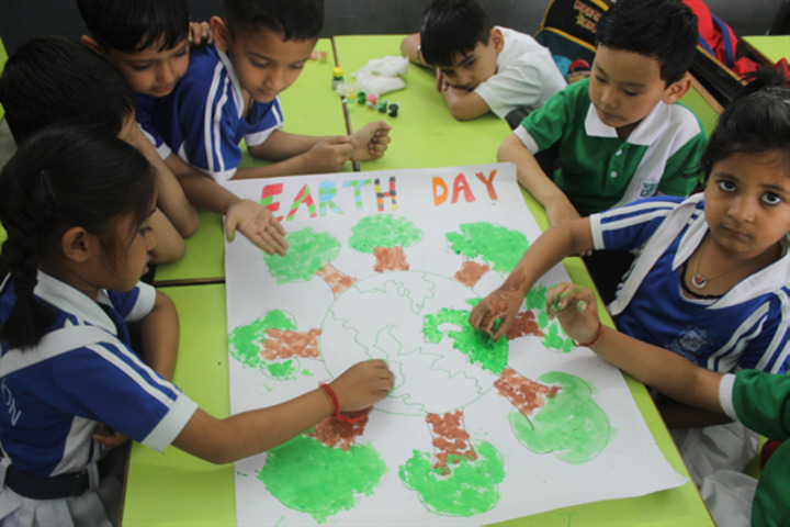 Inspiration Public School-Earth Day