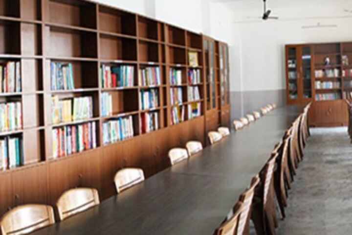 Inspiration Public School-Library