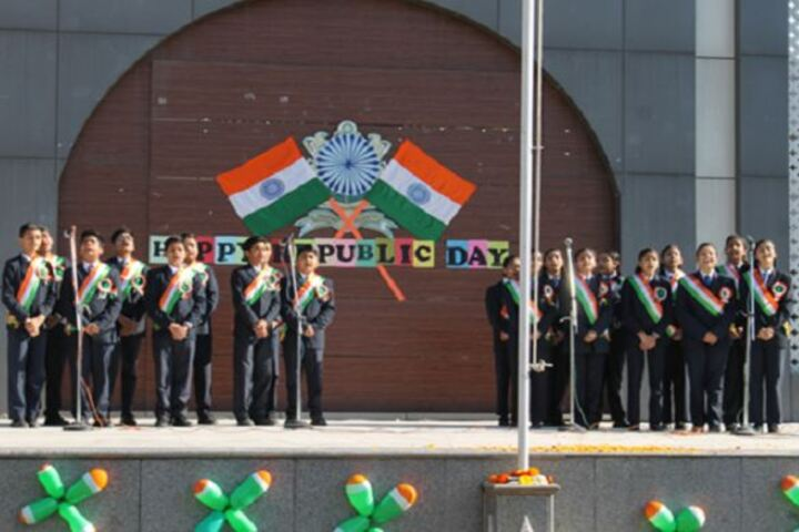 Inspiration Public School-Republic Day