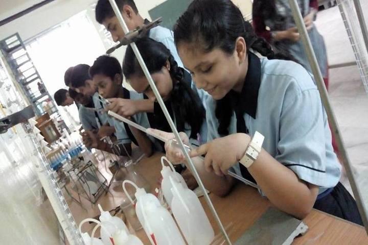 Jai Arihant International School-Chemistry Lab