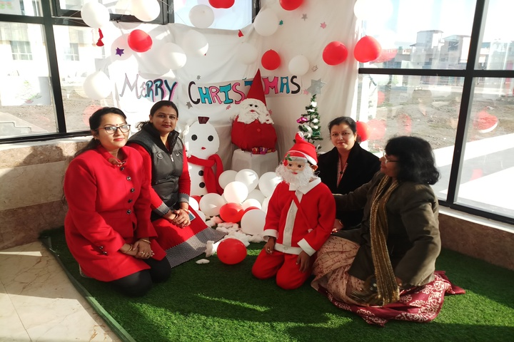 Jai Arihant International School-Christmas Celebration