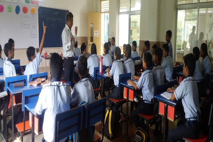 Jai Arihant International School-Classroom