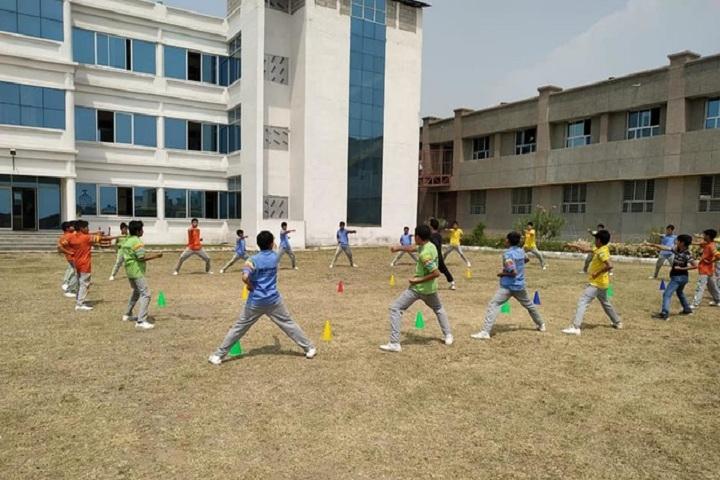 Jai Arihant International School-Play Ground