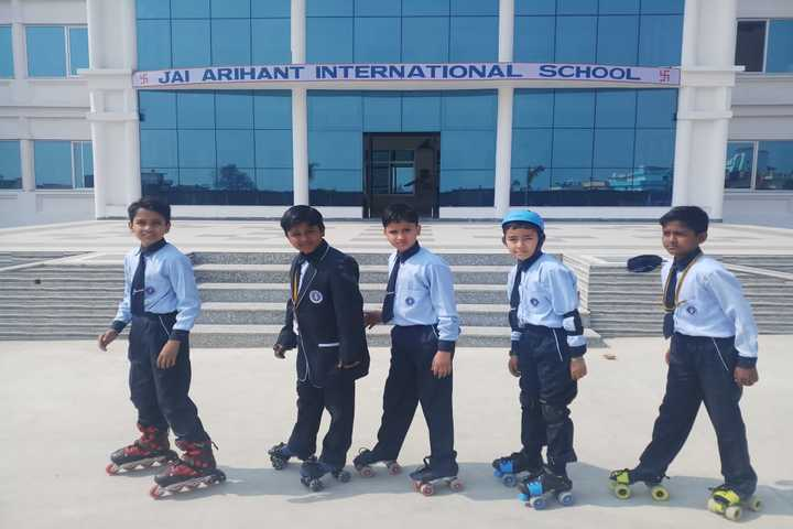 Jai Arihant International School-Sports