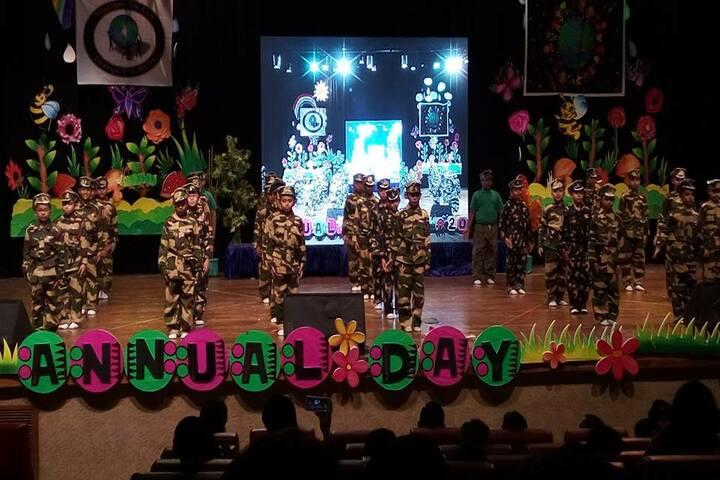 Ryan International School-Graduation Day Celebration