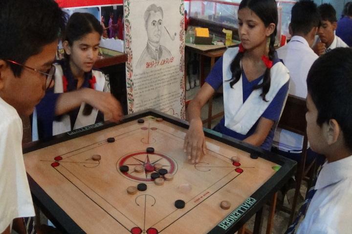 Janki Children Academy-Indoor Games