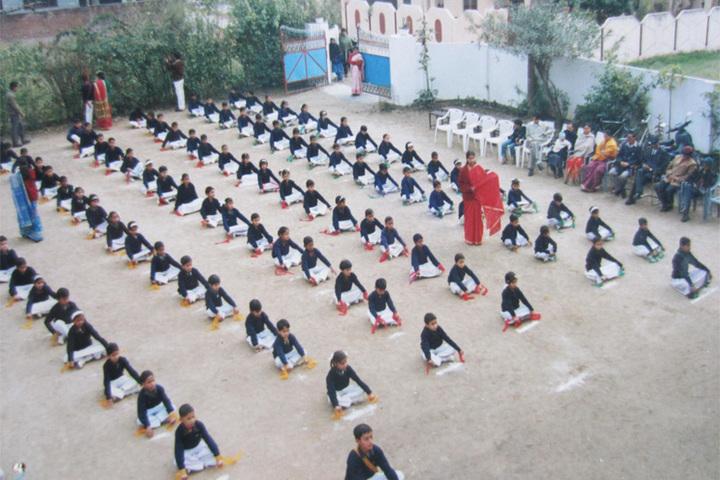 Janki Children Academy-Play Ground
