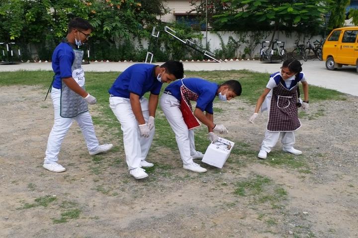 Janki Children Academy-Swachh Bharat
