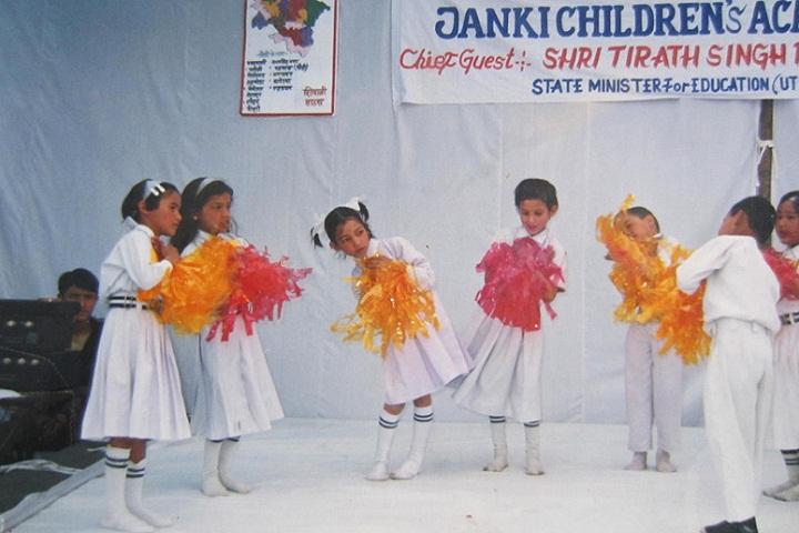 Janki Children Academy-Dance