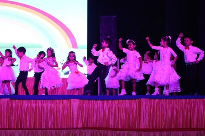 Jaswant Modern School-Annual Day