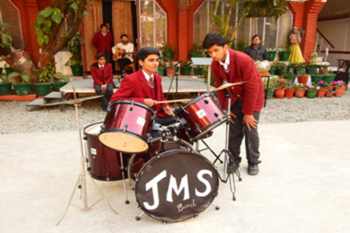 Jaswant Modern School-Music