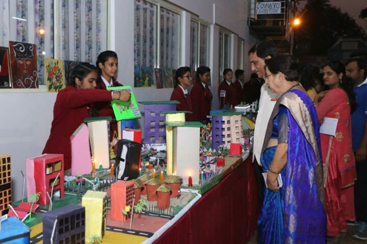 Jaswant Modern School-Science Exhibition