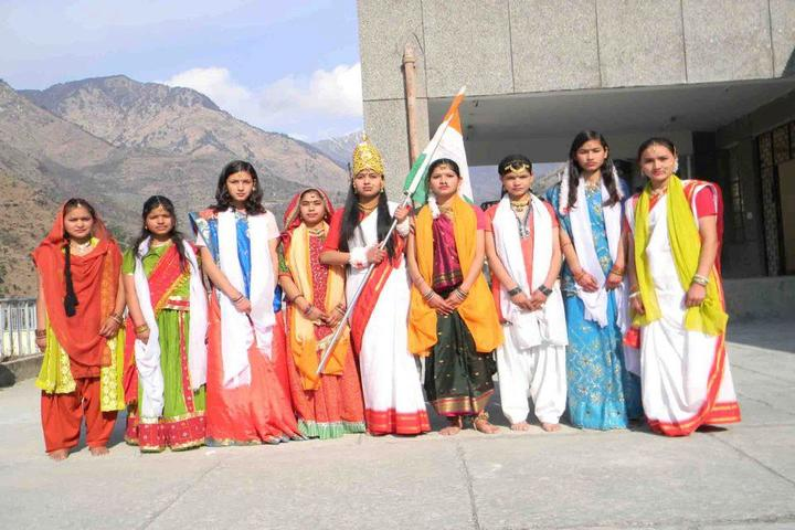 Jawahar Navodaya Vidyalaya-Independence Day Celebrations