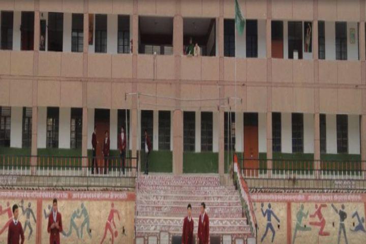 Jawahar Navodaya Vidyalaya-College Building