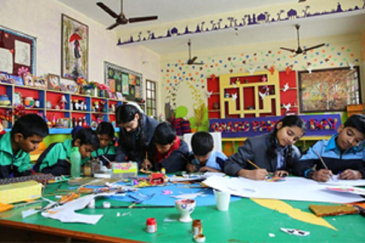 Jaycees Public School-Activities Room