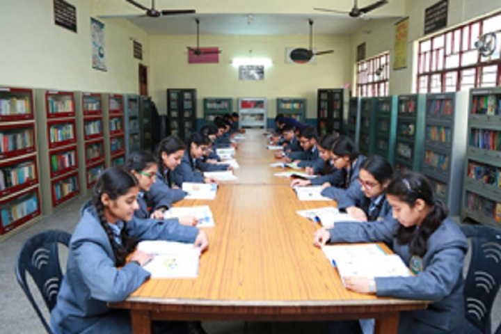 Jaycees Public School-Library