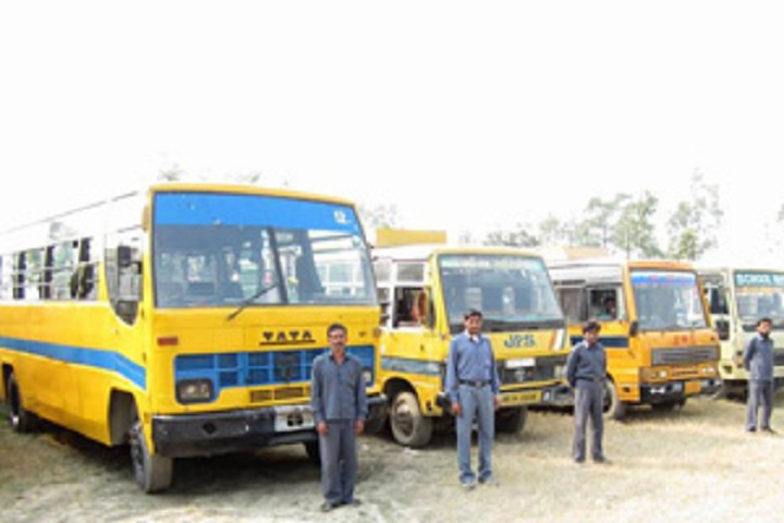 Jaycees Public School-Transport