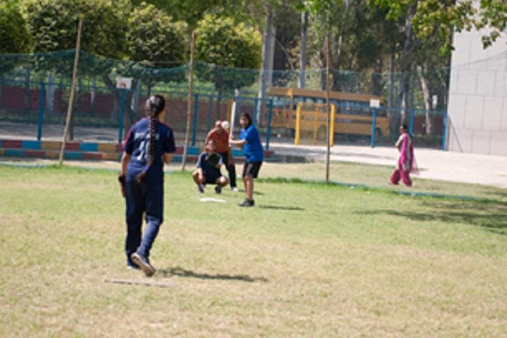 Sacred Heart Senior Secondary School-Baseball Games