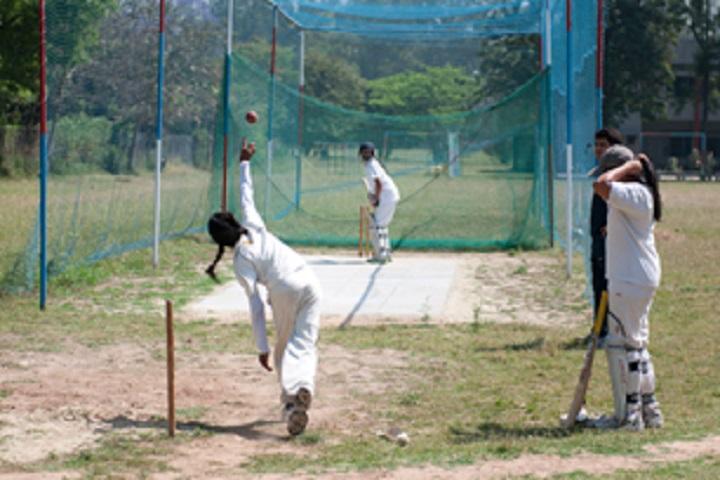 Sacred Heart Senior Secondary School-Cricket