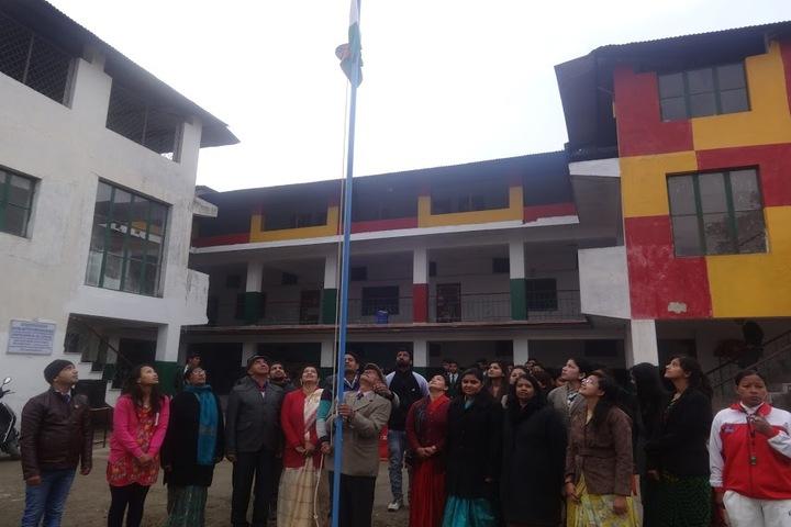 Jimp Pioneer School-Flag Hosting