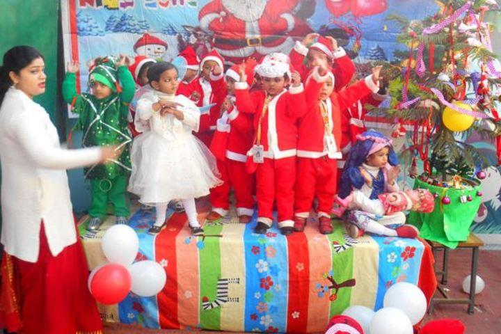 K V M Public School-Christmas Day