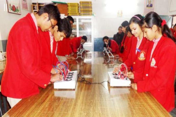 K V M Public School-Physics Lab