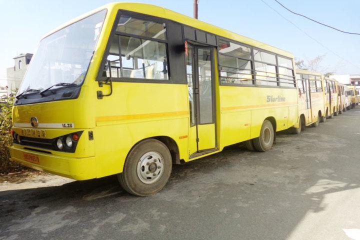 K V M Public School-Transport