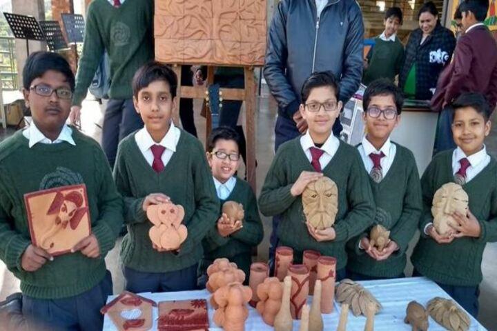 Kasiga School-Art and Craft