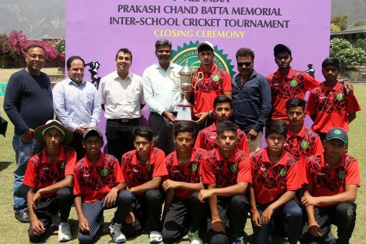 Kasiga School-Winners