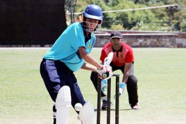 Kasiga School-Cricket