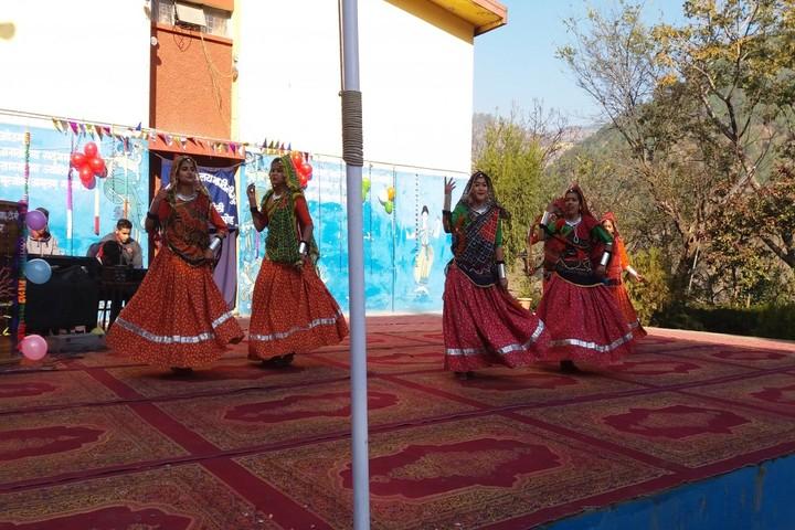 Kendriya Vidyalaya-Republic Day Dances