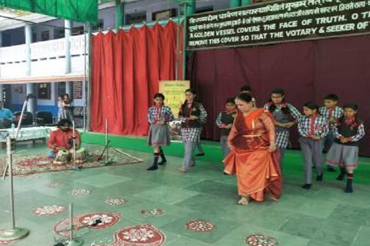 Kendriya Vidyalaya-Festival Celebration