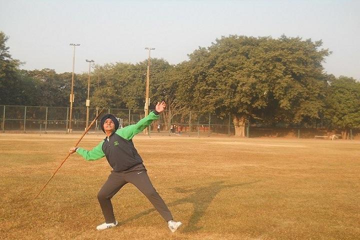 Saupins School-Athletics