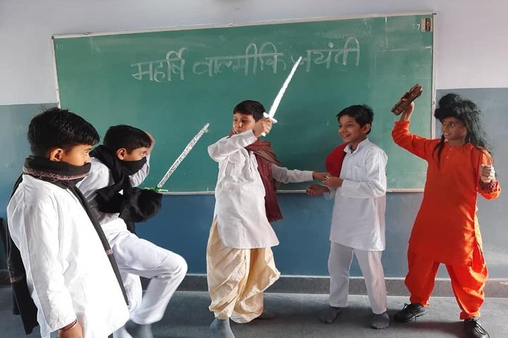Sharda Sarvhitkari Senior Secondary School-Drama