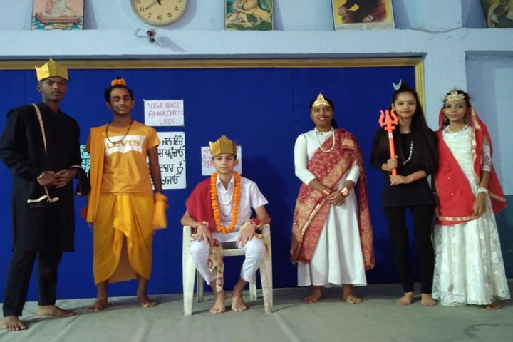 Sharda Sarvhitkari Senior Secondary School-Event