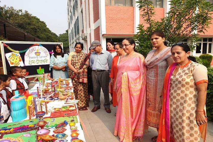Sharda Sarvhitkari Senior Secondary School-Festival Celebrations